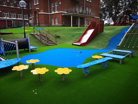 Our playset Bongoo in Sweden!