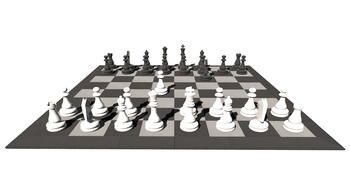 "Game ""CHESS AND DAMES"" - thumbnail"
