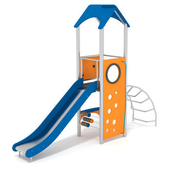 Playset with slide 11054 - thumbnail