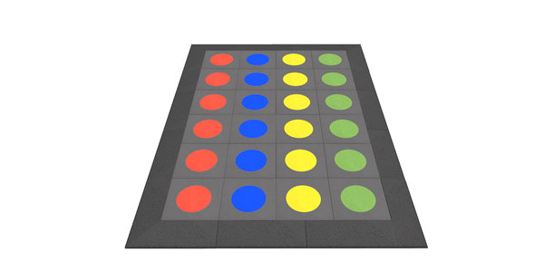 "Game ""Rubber-Twist"""